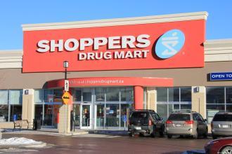 主销化妆品的Shoppers Drug Mart开始买菜了