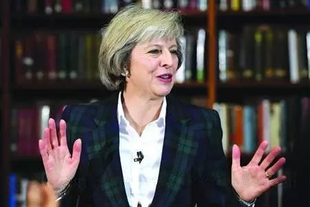 """英国留学圈的""""灭绝师太""""——特蕾莎·梅"""