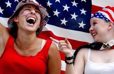 爱上体育 融入美国生活so easy