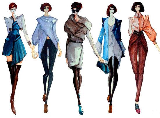 学服装设计去意大利留学就够了吗?