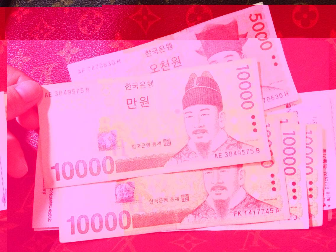 韩国留学一年要花多少钱?