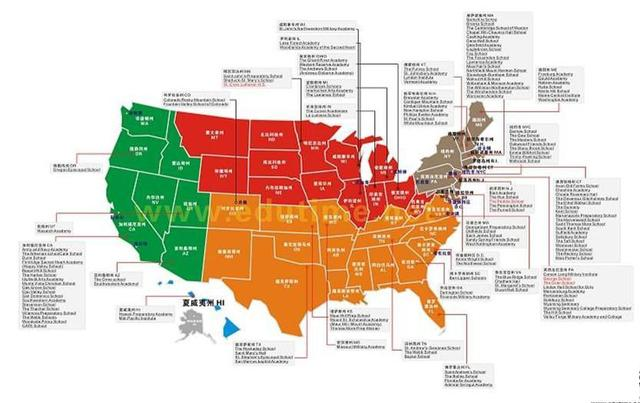 美国留学必须要知道的几件事 可以少走弯路哦