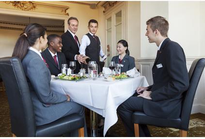 瑞士酒店管理 有钱途的专业
