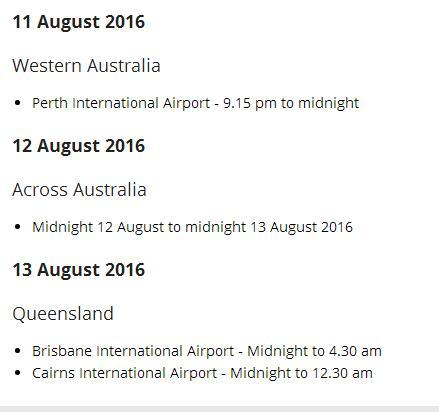 号外号外:澳洲移民局开启罢工模式 机场签证将受影响