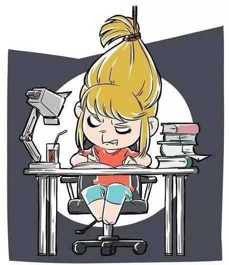 一组漫画告诉你:留学生活多苦逼