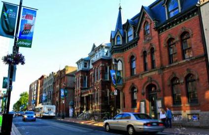 加拿大留学记忆 开启新世界的大门
