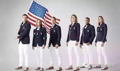 美国队里的名校运动员 他们在奥运会上拿了这么多奖牌!