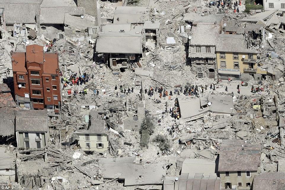 意大利地震——中国驻意使馆探访留学生