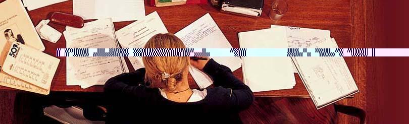 留学生必读:新SAT考试成绩高也有困惑吗