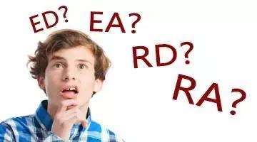 你真的适合选择ED早申请吗?