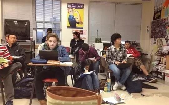 美国与中国教育的差距始于高中!