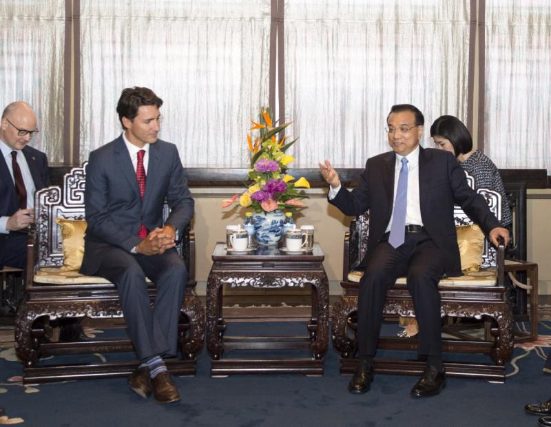 加拿大总理特鲁多访华或出台更多留学新政