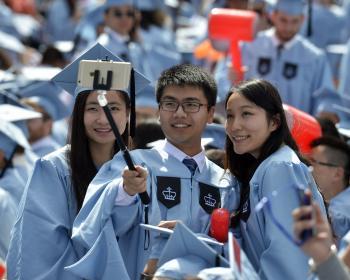安省各大学生活的日常,据说一般人看不懂