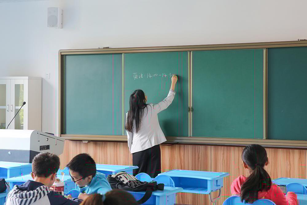 国际学校学生分享上课经历:学习让我成长