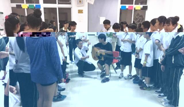 上海枫叶国际学校英语角活动再次强势启动