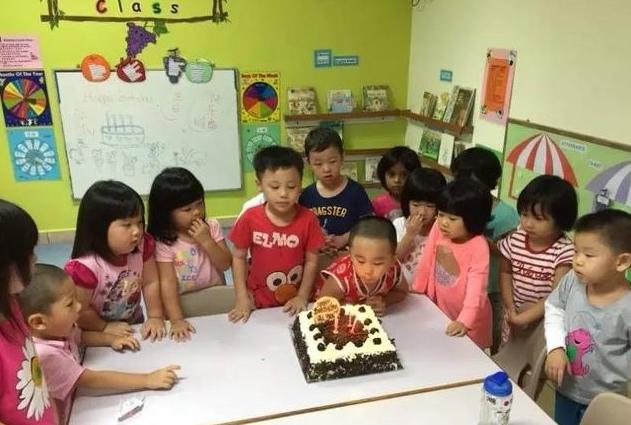 听移民妈妈讲儿子的新加坡幼儿园