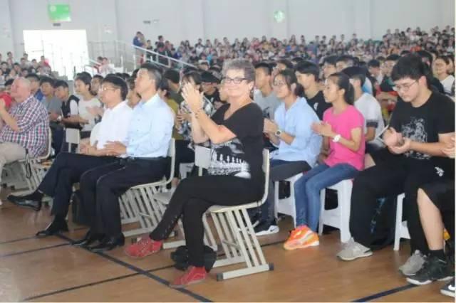中加枫华国际学校学生会选举如火如荼
