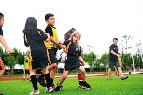 盘点:可以从小学一直读到高中的上海国际学校