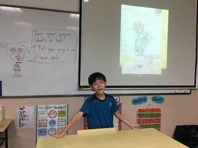 """上海中学国际部浦西三年级学生自创""""奇异岛屿"""""""