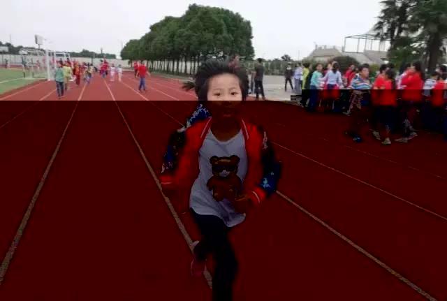 中加枫华国际学校举行大型公益长跑活动