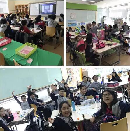 上海万科双语搬进新校园