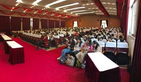 上海中学国际部托福讲座给学生带来不一样的收获