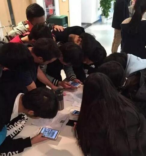 新虹桥中学国际部学生深度感受感恩节