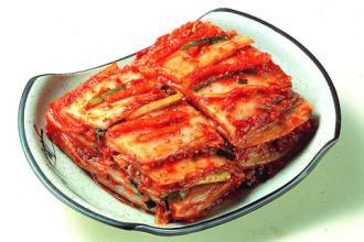 中国留学生晒韩国一日三餐 尽是泡菜吃不起肉