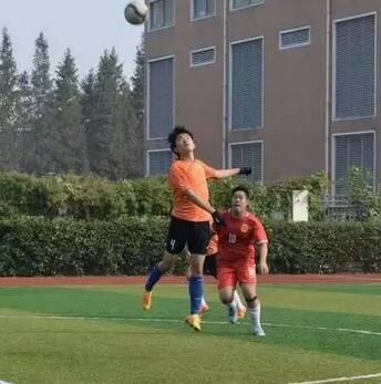 首届上海国际学校高中生足球联赛