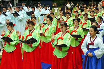 韩国留学 你知道金木水火土日月的隐含意义吗