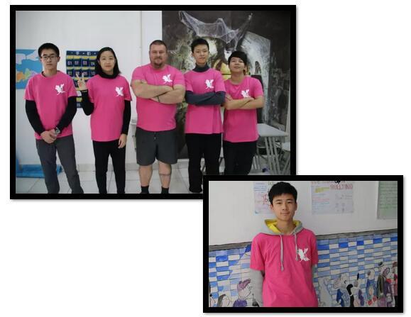 中加枫华国际学校表决心:遏止校园欺凌和暴力