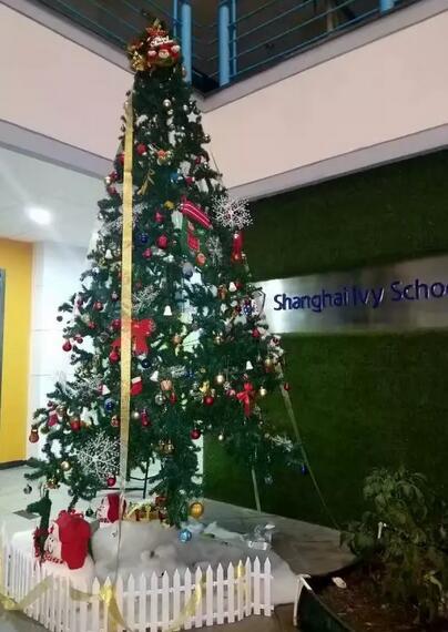 2016年上海博华美国高中圣诞节汇演记录
