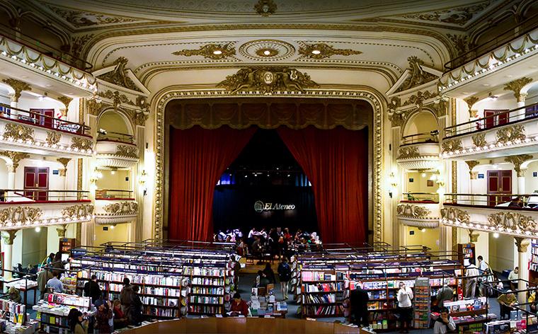 盘点留学生最值得一去的九个书店