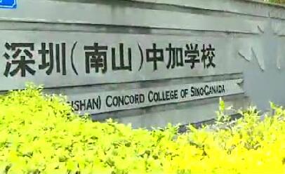 深圳(南山)中加学校2017年IP国际高中春季实验班招生