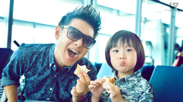 林志颖儿子Kimi曾读国际幼儿园 学费一年15万
