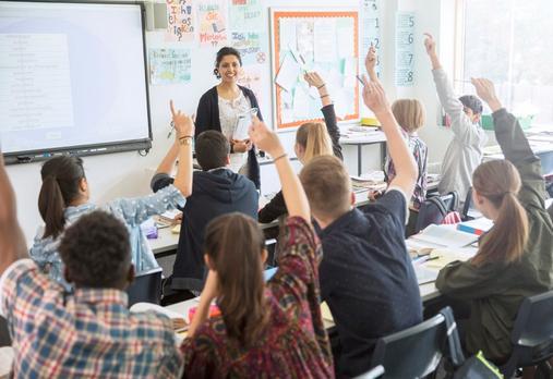 得克顿外语-北美预备课程:小学国际课程