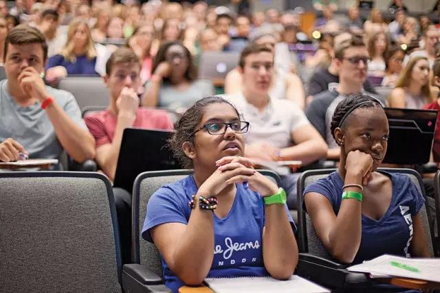 全美学习最刻苦大学排行榜
