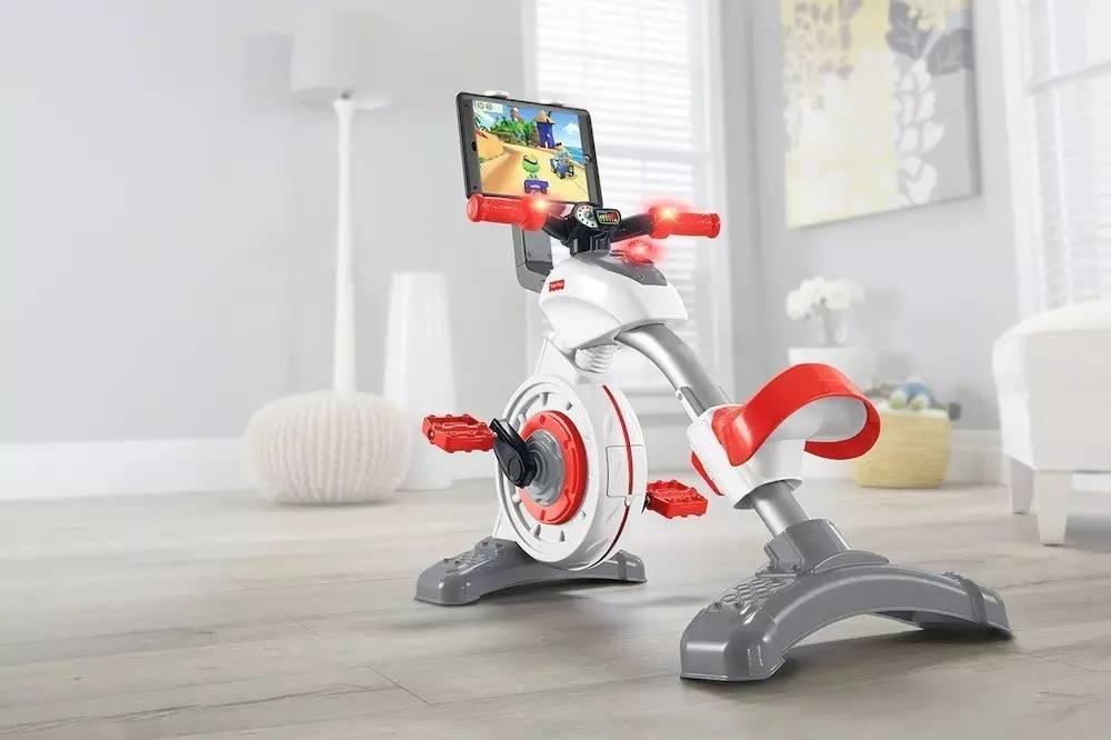 幼儿智能单车引争议:锻炼和学习可以同时进行吗?
