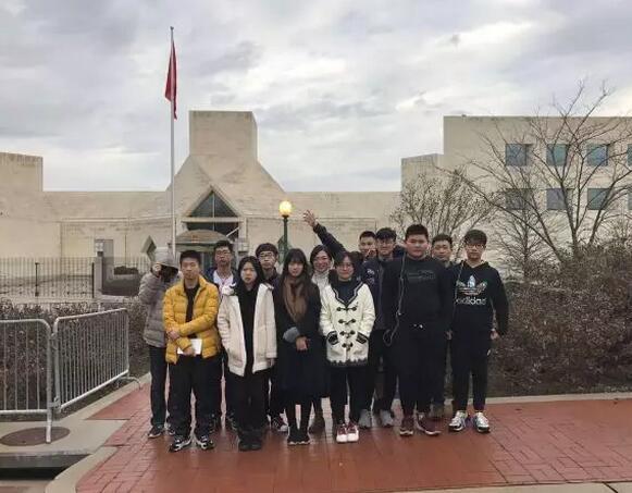 中加枫华国际学校去美国游学实录