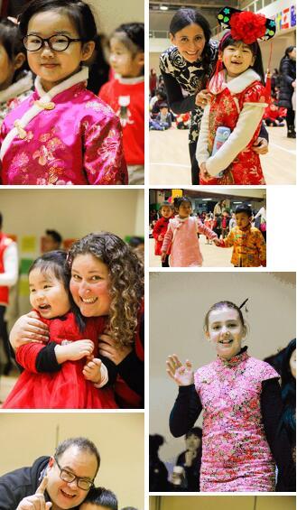 上海虹桥国际学校的中国年庆典实录