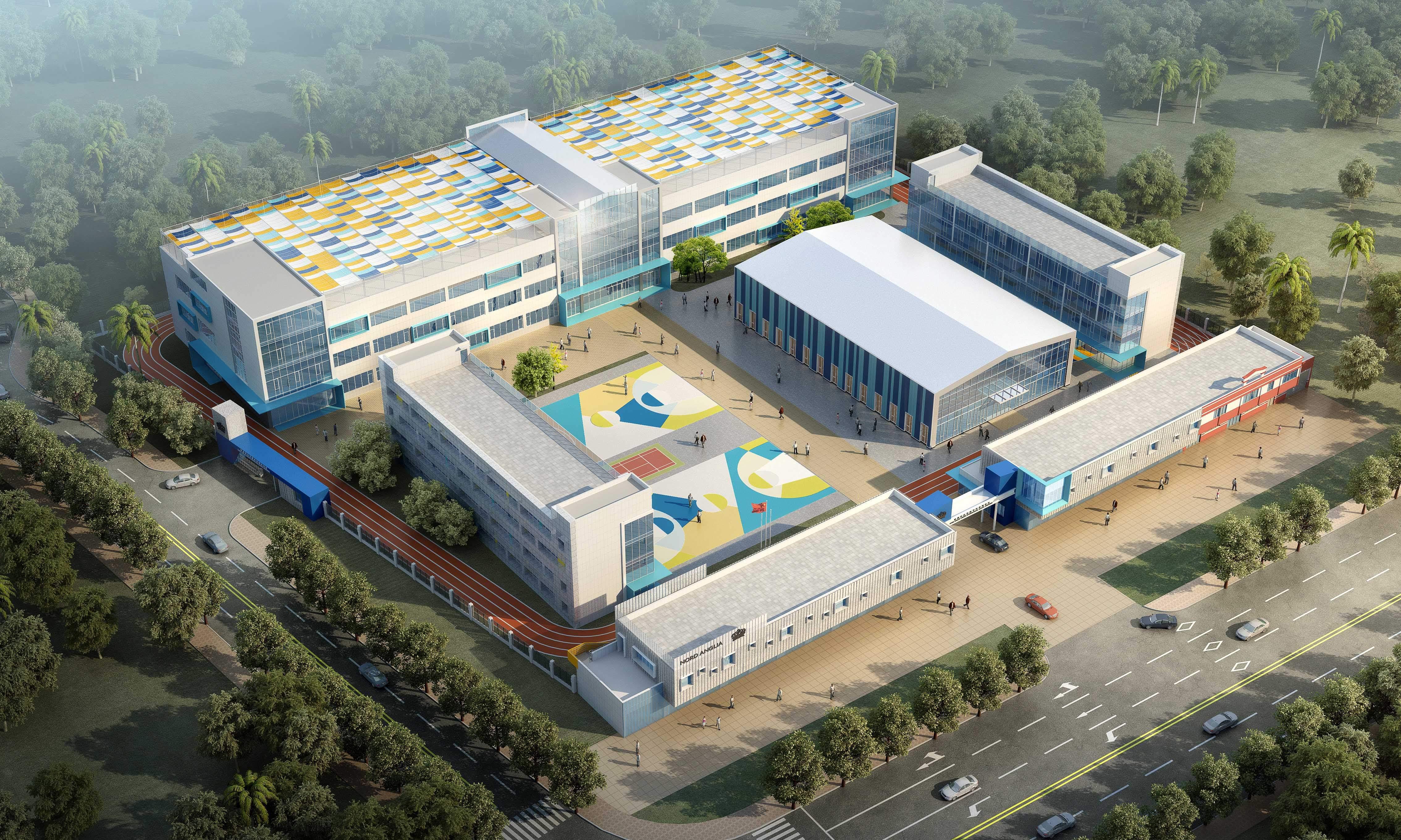 快讯|深圳市龙华区诺德安达双语学校将迎来第一批学生!