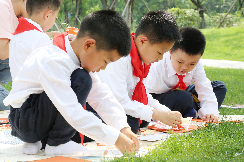南京玄武外国语学校附属小学,让急救知识走进校园