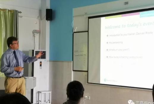 英国培生爱德思考试局到校开展IG Science学科培训活动