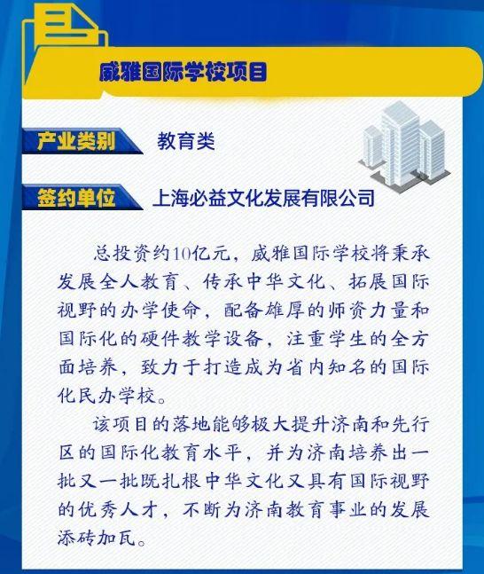 威雅公学落户山东济南,总投资约10亿元!