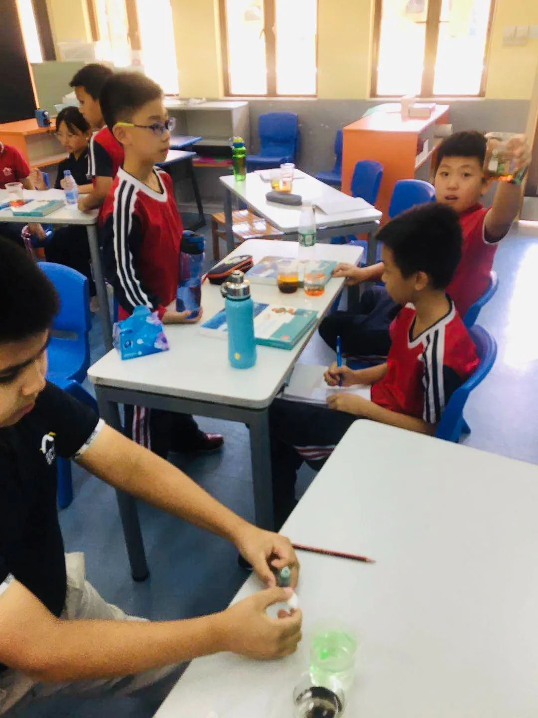 BCIS曦城协同一周STEM课堂集锦Weekly STEM Class Highlights