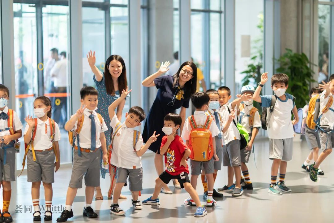 荟同学校开放日-幼儿园至高中(5月15日)